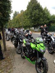 Tour mit Bürgermeister Falkensee