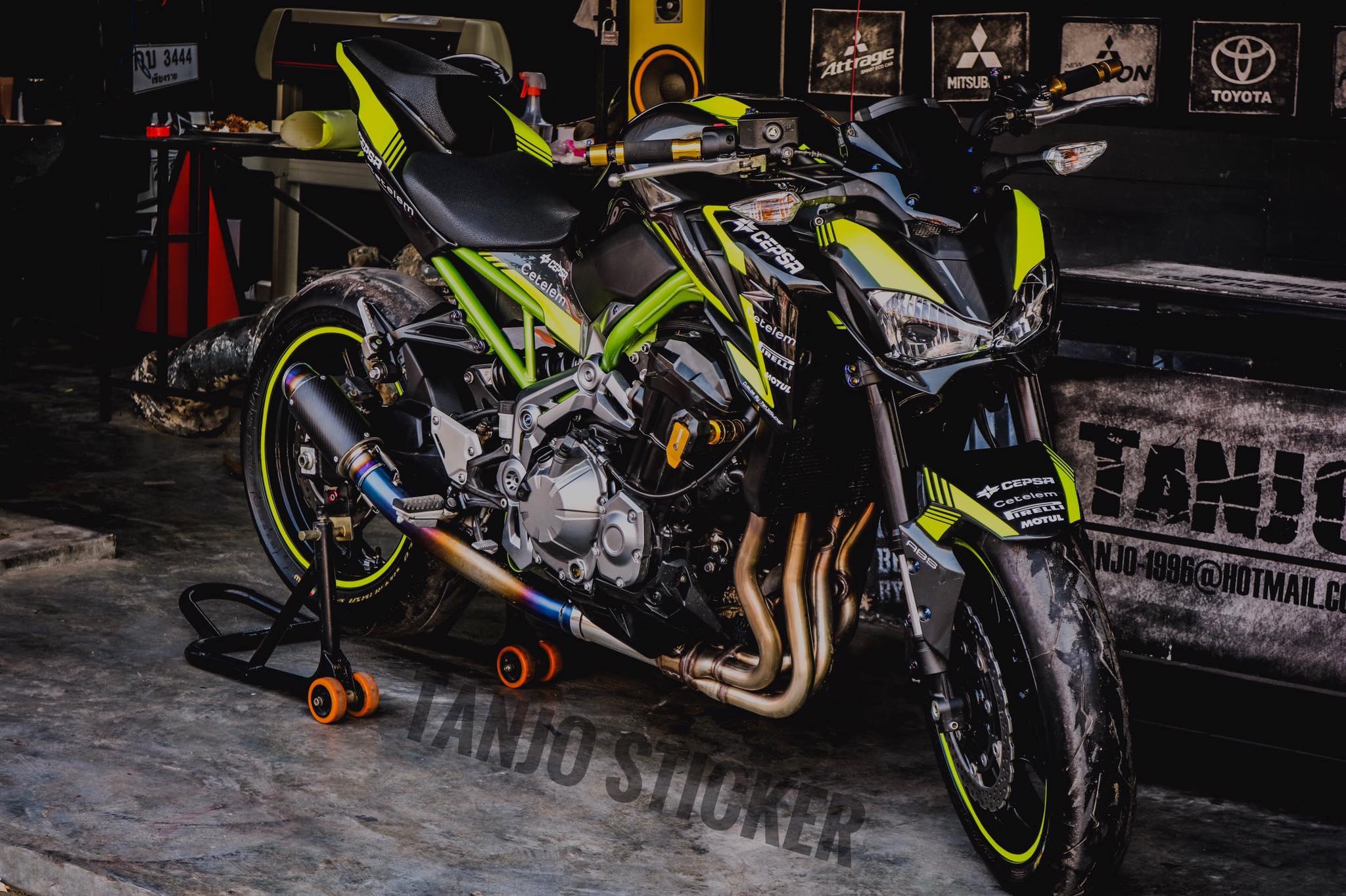 Kawasaki Parts