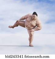 sumo-ringer-stehen-bein-stock-bild__bld243341.jpg